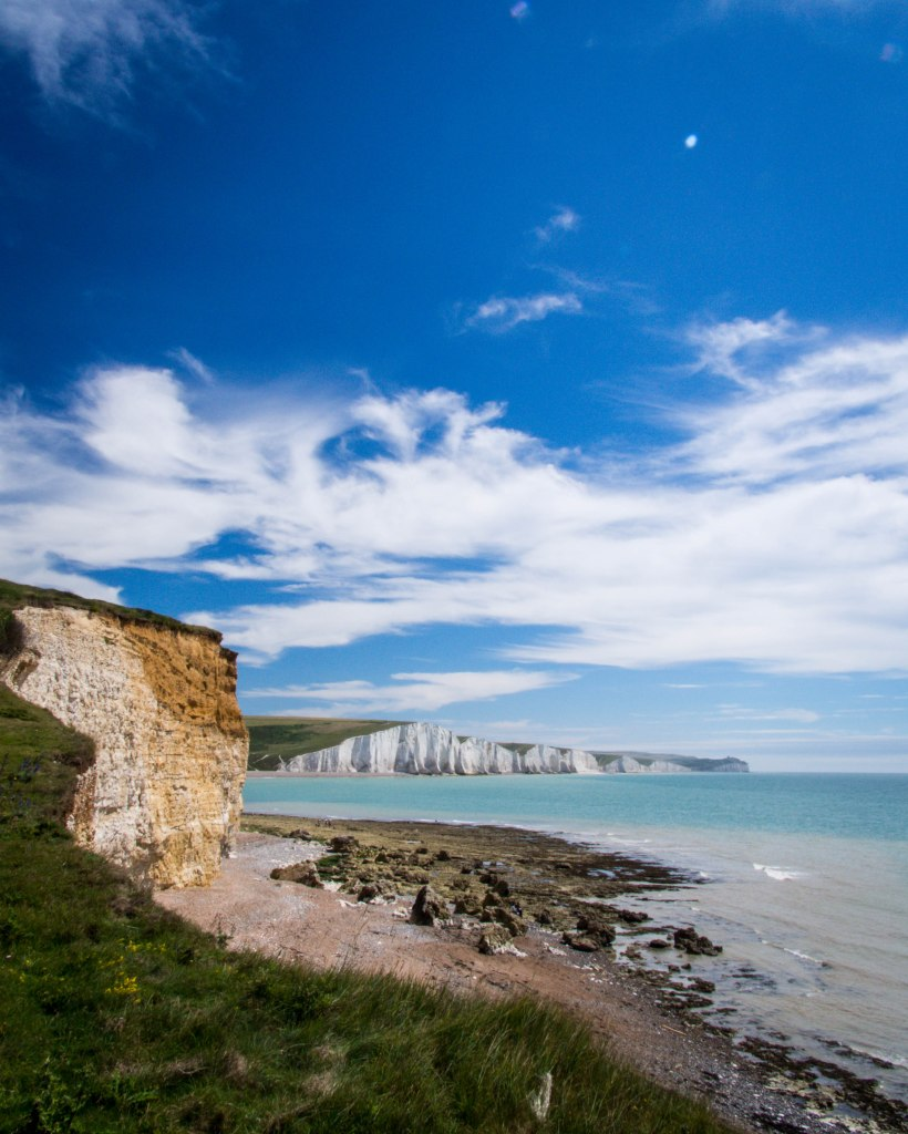 The Chalk Hills of Sussex - Seven Sisters Hike
