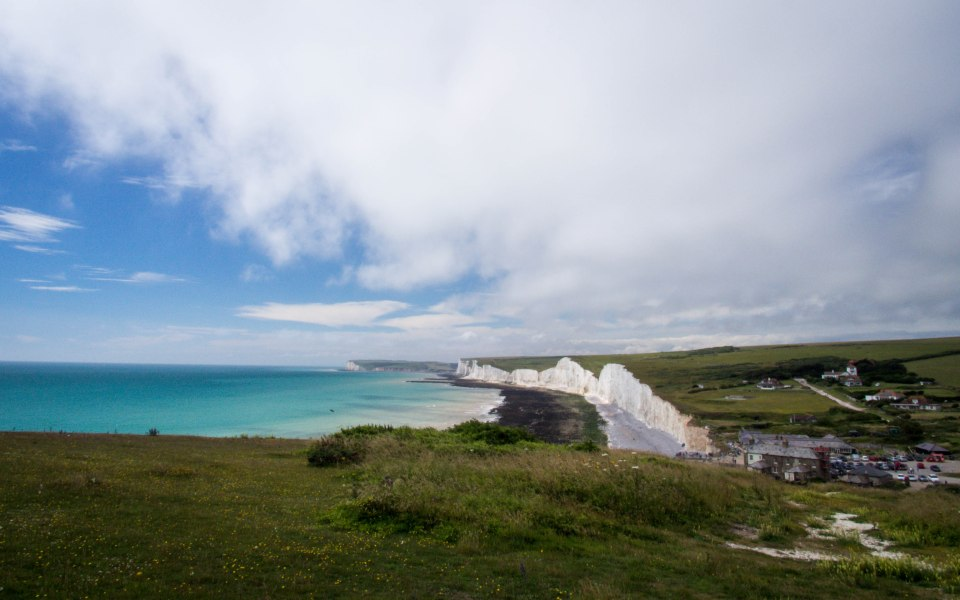 looking back at the seven sisters